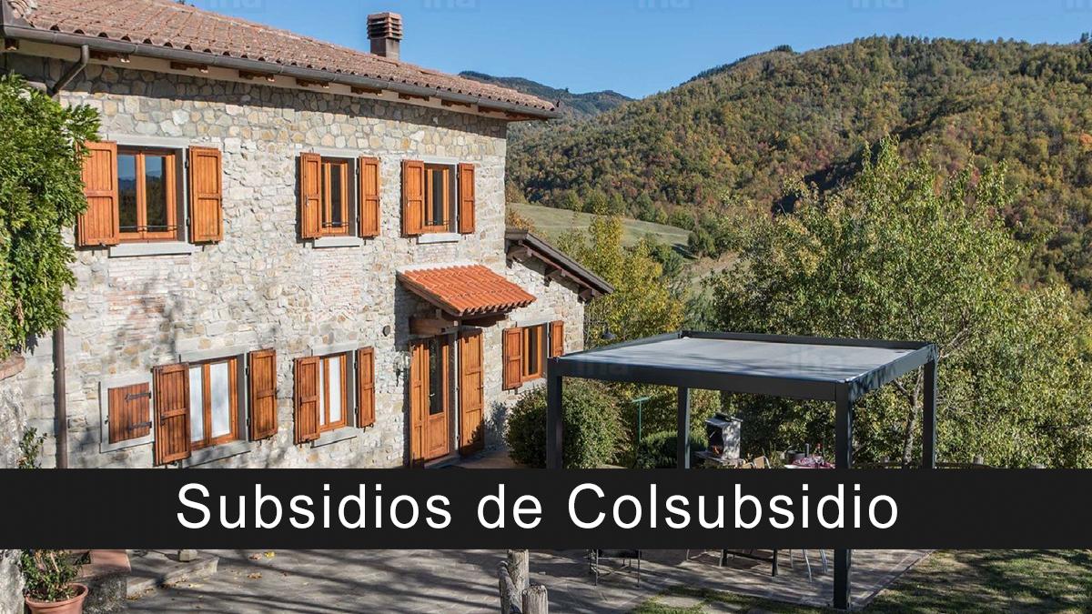 subsidios de Colsubsidio