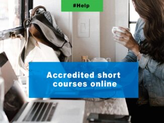 Accredited short courses online.