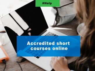 Accredited Online Short Courses