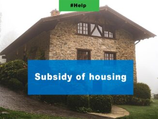 Subsidy of housing